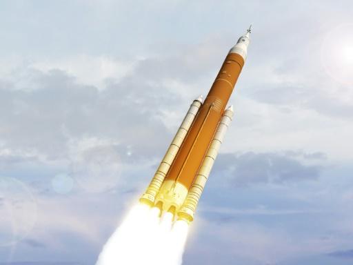 Les retards et surcoûts de la prochaine fusée de la Nasa s'aggravent