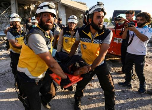 Syrie: 28 morts dans de nouveaux bombardements du régime dans la région d'Idleb