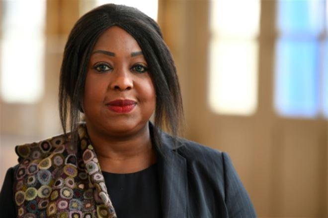 La N.2 de la Fifa, Fatma Samoura, va évaluer la CAF, en pleine tourmente
