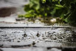 Dernières averses avant un week-end chaud et ensoleillé