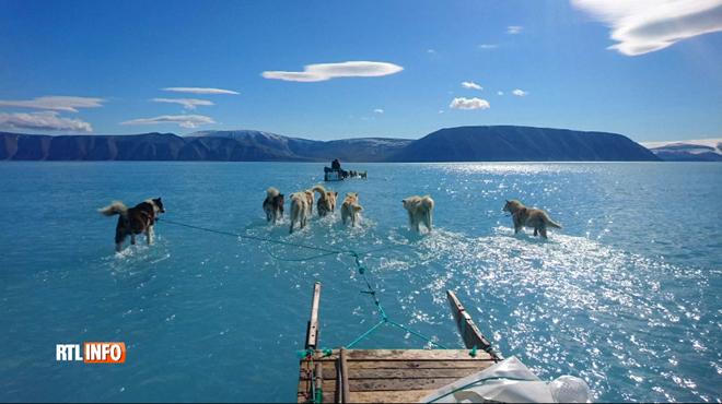 De la Hongrie au Groenland, les effets du réchauffement climatique sont visibles partout, tous les jours