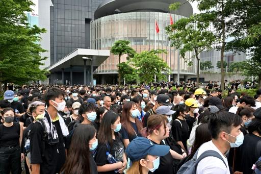 Extraditions à Hong Kong: les temps forts de la contestation