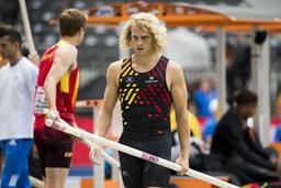 Ben Broeders réussit le minimum à la perche pour les Mondiaux de Doha