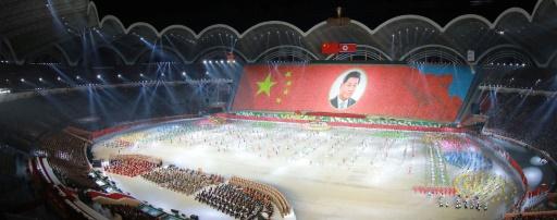 A Pyongyang, la