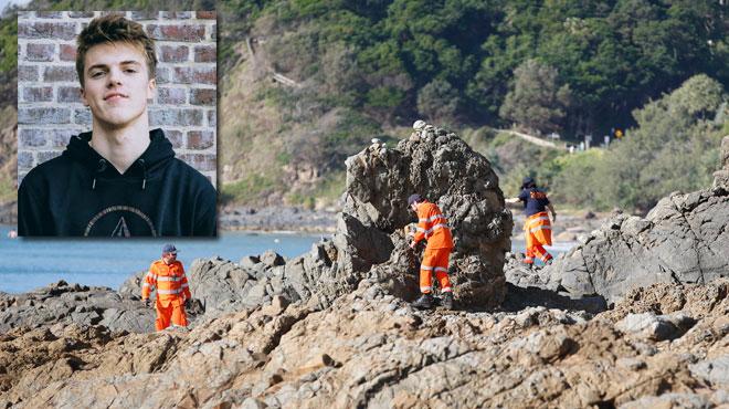 Disparition de Théo Hayez en Australie: les enquêteurs ont découvert un lieu de campement dans les bois de Byron Bay