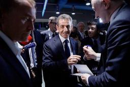 France: Nicolas Sarkozy sort