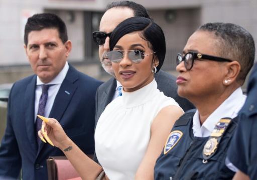 Nouvelle inculpation pour Cardi B à New York dans son affaire de bagarre