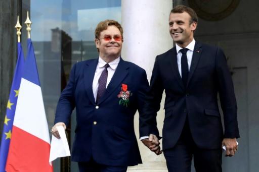 Macron appelle à la mobilisation contre le sida pour sauver