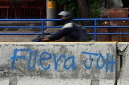 Honduras: trois morts et 20 blessés dans des manifestations antigouvernementales