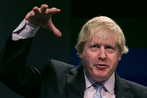 La police débarque au domicile de Boris Johnson pour une
