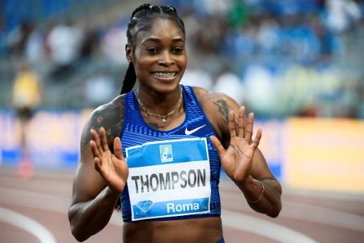 Athlétisme: Fraser-Pryce et Thompson ex aequo au 100 m des Championnats de Jamaïque (10.73)