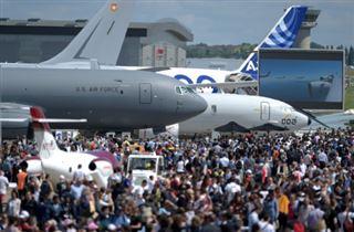 Au Bourget, l'industrie aéronautique cherche ses futures recrues