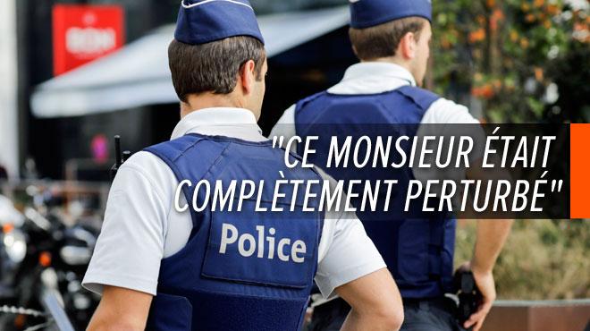 Un homme arrêté après un incendie volontaire et des menaces de mort à Florennes