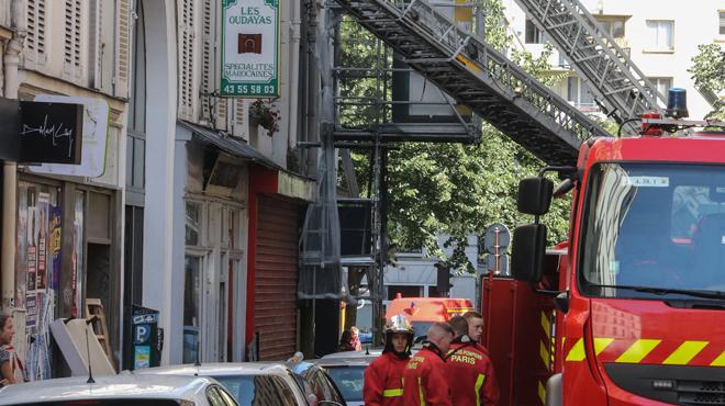 Incendie d'un immeuble à Paris: trois morts et 28 blessés