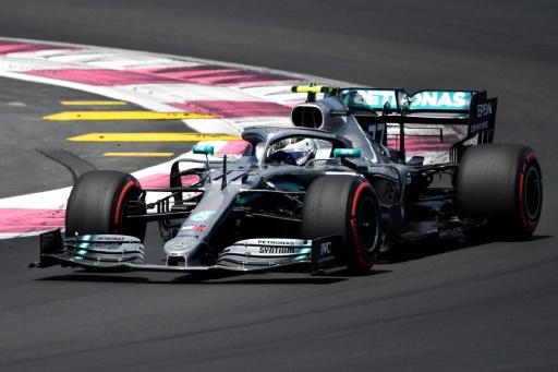 GP de France: Bottas devant à la 3e séance d'essais libres