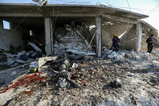 Syrie: cinq civils tués à Idleb dans des frappes du régime, selon une ONG