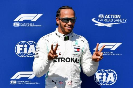 F1: Lewis Hamilton et les Mercedes écrasent la concurrence au Grand Prix de France