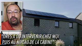 Trop de panneaux solaires dans un quartier provoquent une surtension du réseau électrique- les pannes de Geralde, les explications d'ORES