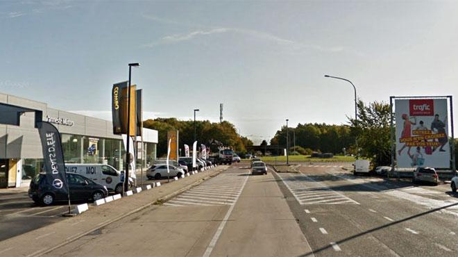 Grave accident de la route à Tournai: un mort et plusieurs blessés