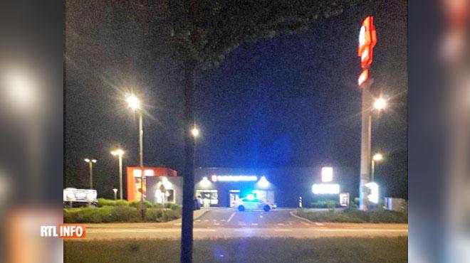 Course-poursuite sur le ring de Bruxelles après le braquage d'un Quick: la police arrête 2 suspects sur l'autoroute