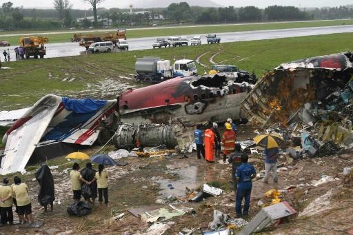 Crash de Phuket en 2007: début lundi à Paris du procès d'un