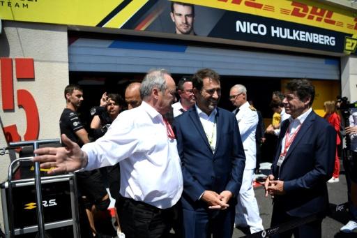 F1: légère baisse de fréquentation au GP de France mais circulation satisfaisante (Estrosi)