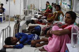 L'encéphalite aiguë emporte 146 enfants dans l'état indien de Bihar