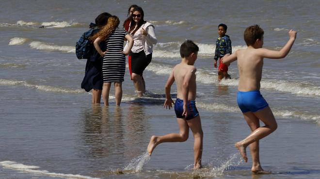 Les sauveteurs de la Côte belge appellent les baigneurs à la vigilance: