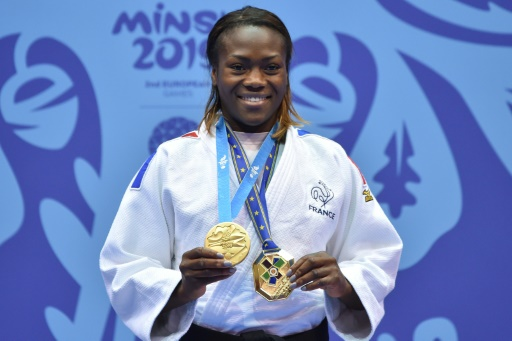 Judo: Agbegnenou tient son rang quatre à quatre