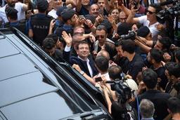 Imamoglu estime que sa victoire à Istanbul marque