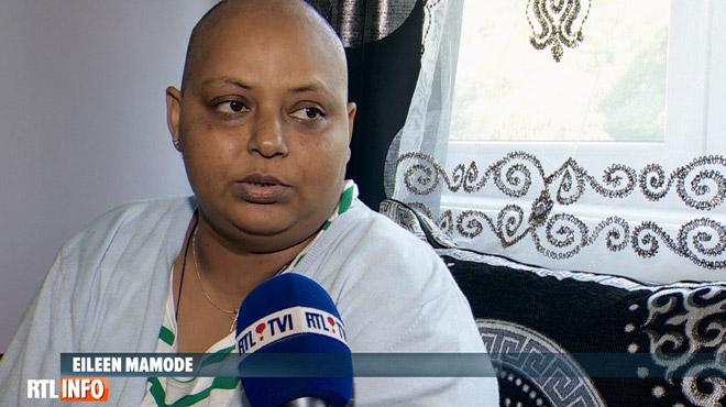 Atteinte d'un cancer en phase terminale, Eileen est bloquée en Belgique sans soins palliatifs: