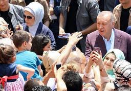 Turquie: Erdogan félicite le candidat de l'opposition victorieux à Istanbul