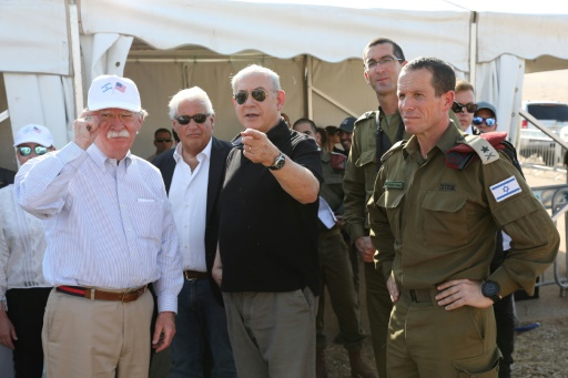 Netanyahu dit qu'il considèrera