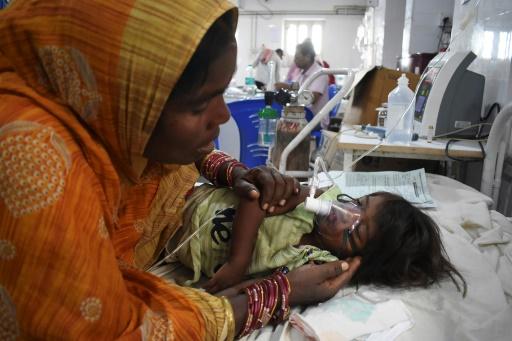 Inde: plus de 150 enfants morts d'encéphalite, selon un nouveau bilan