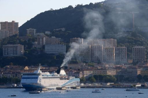 Liaisons Corse-Continent: La Méridionale déboutée par le conseil d'Etat