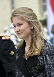 Au Kenya, participation surprise de la princesse Elisabeth à sa première mission