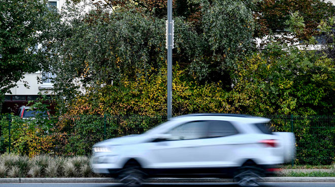 Les jeunes conducteurs wallons et bruxellois plus indisciplinés qu'au Nord du pays