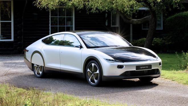Et si l'avenir de la voiture électrique était le solaire — Lightyear One