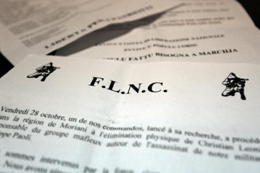 Procès d'un nationaliste corse pour le dernier assassinat revendiqué par le FLNC