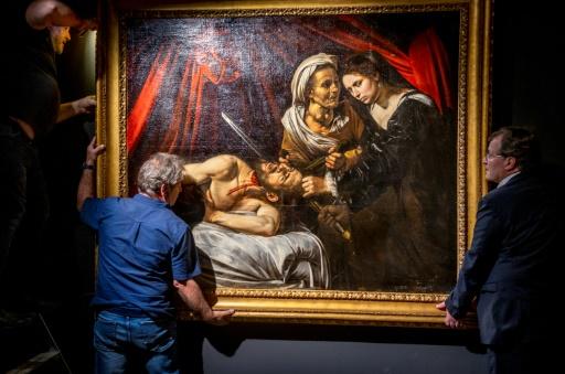 Une toile attribuée au Caravage vendue en privé avant sa mise aux enchères