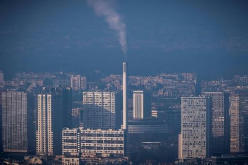 Pollution de l'air: la