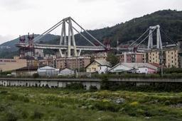 Effondrement d'un viaduc à Gênes: débuts officiels de la construction d'un nouveau pont
