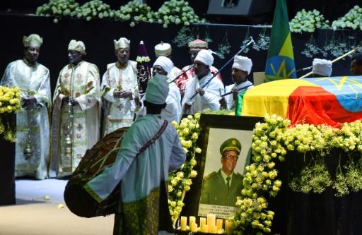 L'Ethiopie rend hommage au chef d'état-major assassiné