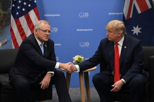 G20: L'Australie met en garde contre les