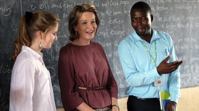 Visite surprise au Kenya: Elisabeth, une princesse en écolage dans l'ombre d'une Reine