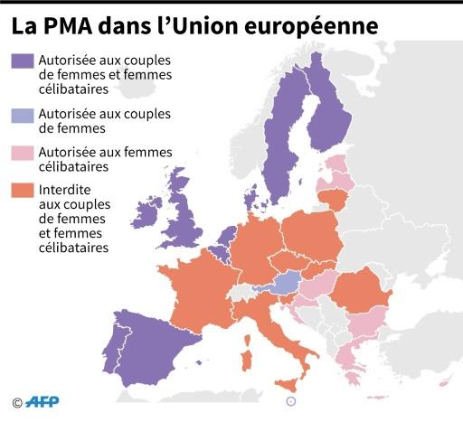 PMA pour toutes: au tour de la France, avec une conception à part