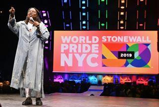 Coup d'envoi de la Gay Pride géante à New York