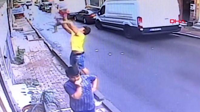 Geste héroïque à Istanbul: un adolescent sauve de justesse une fillette tombée du 2e étage