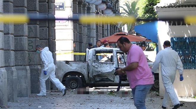 Tunisie, la capitale frappée par deux attentats: au moins un mort et 8 blessés