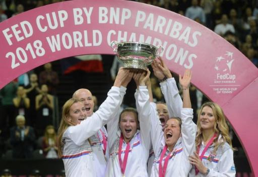Fed Cup: une nouvelle formule sur six jours débutera en 2020 à Budapest